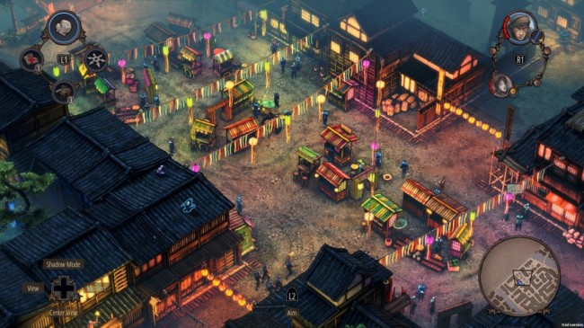 Shadow Tactics Blades of the Shogun (1)