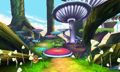 Skylanders SWAP Force 3DS Environment Toad Stool Terrace 1377793479