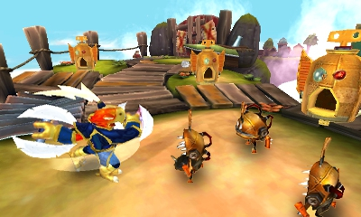 Skylanders SWAP Force 3DS Free Ranger 3 1377793479