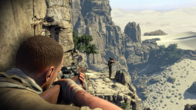 Sniper Elite III (screen1)