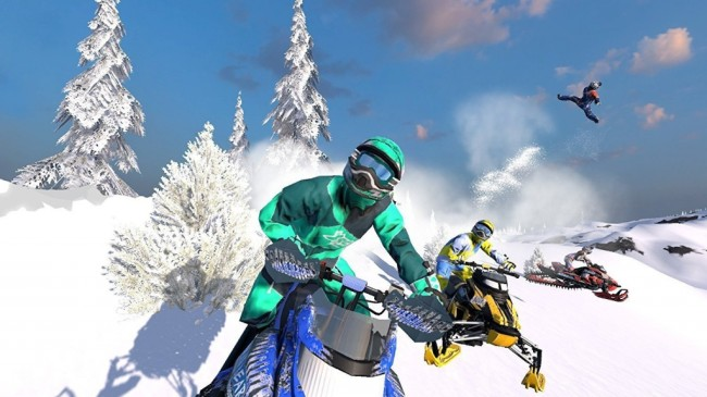 Snow Moto Racing Freedom (3)