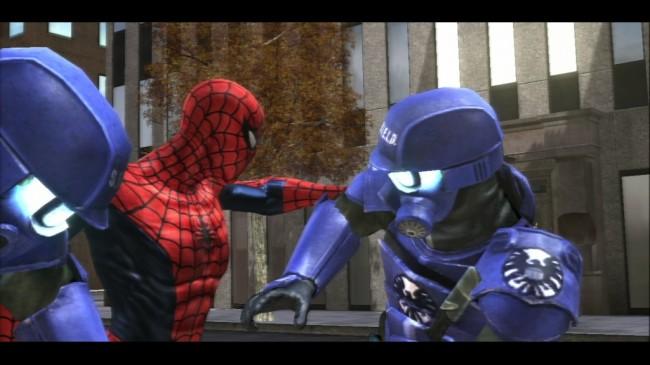 Spider man le r gne des ombres ps3 jeux occasion pas - Jeux de spiderman 7 ...
