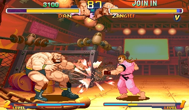Street Fighter Alpha 2 2