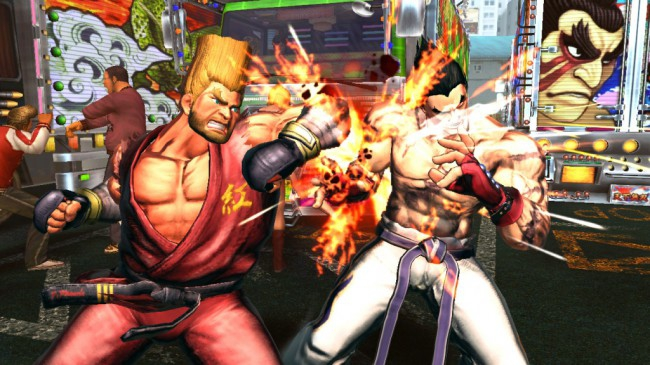 street x tekken screen2 e50022
