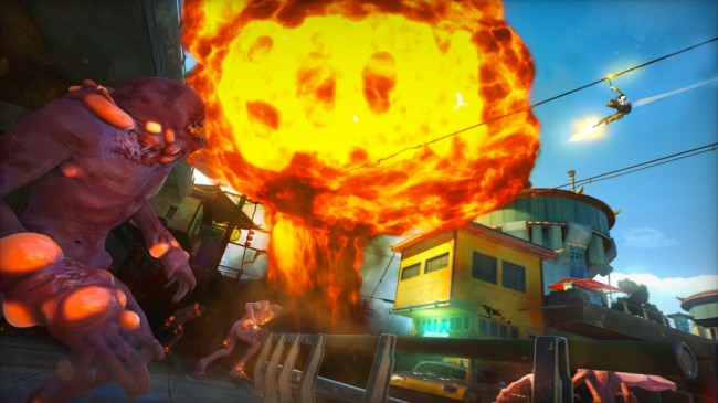 sunset overdrive screen3