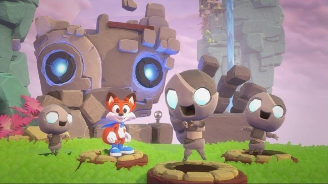 Super Lucky's Tale xbox one (2)