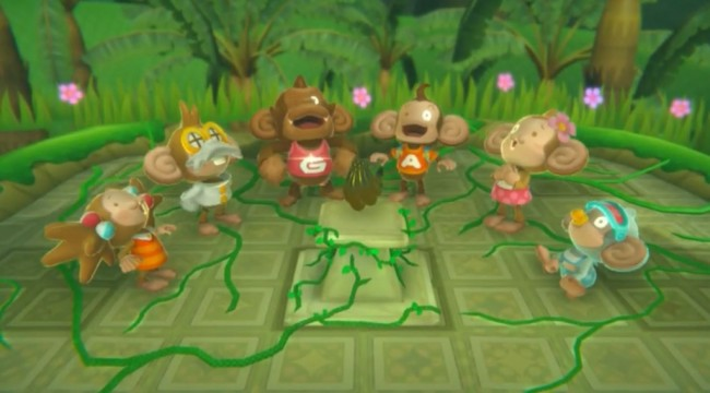Super Monkey Ball 4
