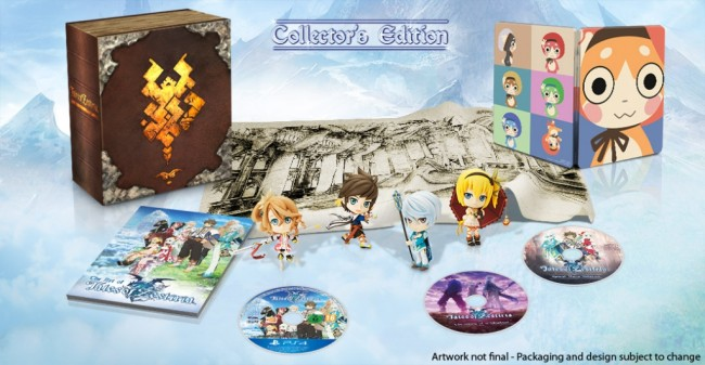 TalesofZestiria CollectorsEdition Mockup EU