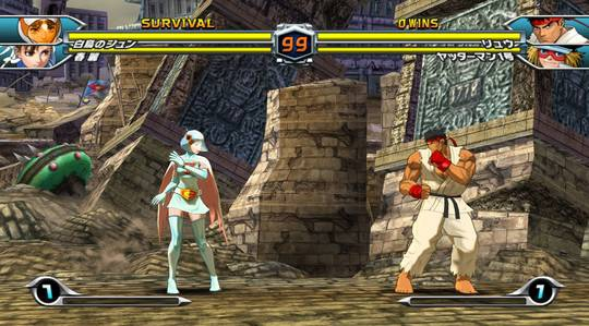 TATSUNOKO VS CAPCOM cross 2