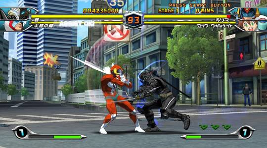 TATSUNOKO VS CAPCOM cross 3