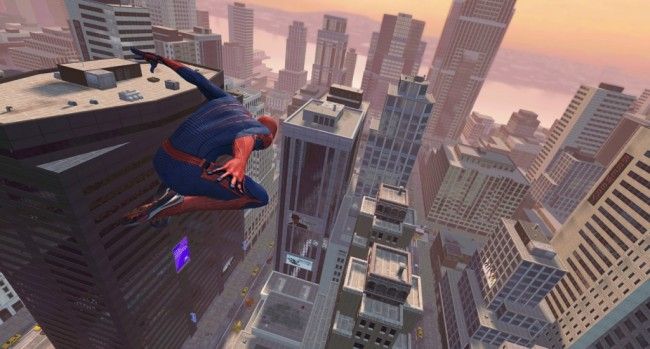 the amazing spiderman screen1