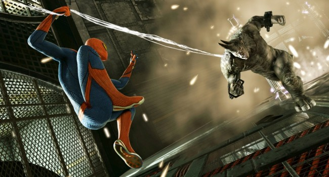 the amazing spiderman screen3