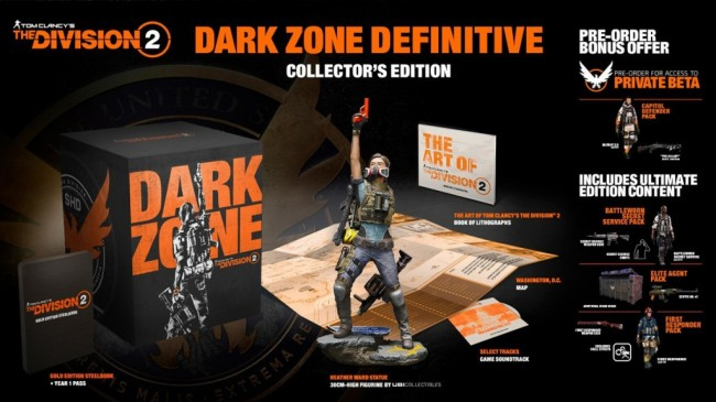 THE DIVISION 2 COLLECTOR 1