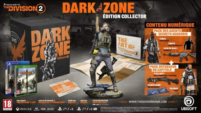 THE DIVISION 2 dark zone 1