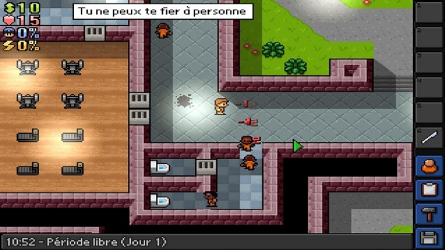 The escapists (4)