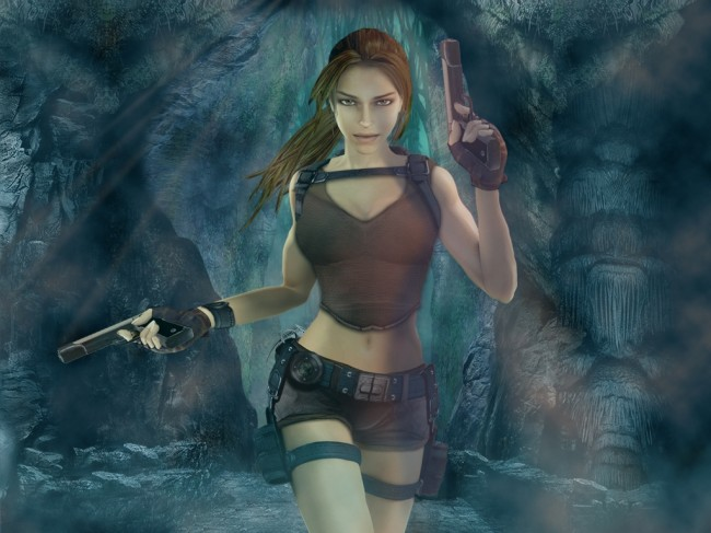 tomb raider underworld screnn1