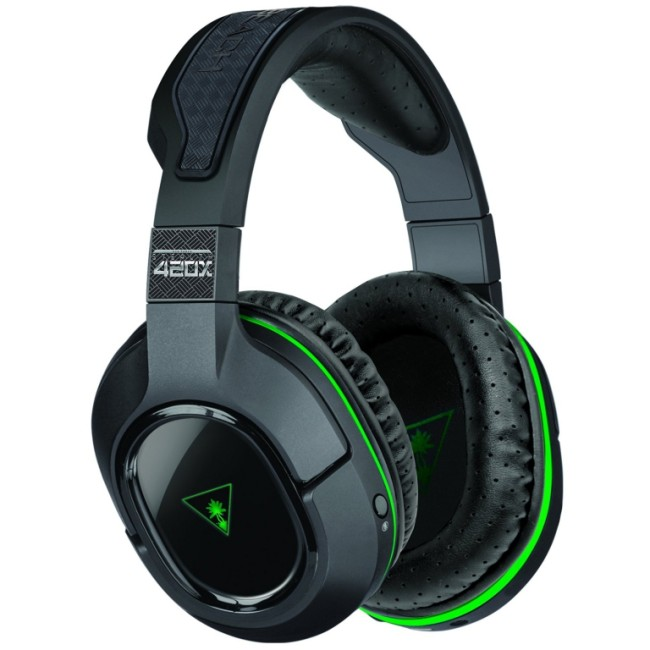 casque turtle beach stealth 420x xone accessoire occasion pas cher gamecash. Black Bedroom Furniture Sets. Home Design Ideas