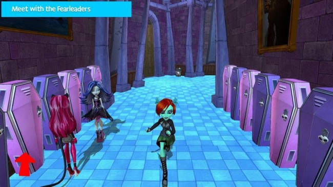 une nouvelle eleve a monster high 2 e150552