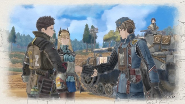 Valkyria Chronicles 4 2