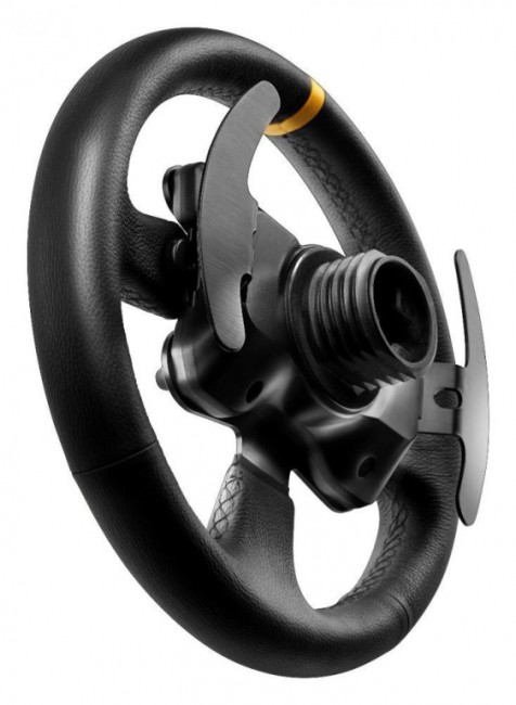 Volant Thrustmaster 28 GT cuir (2)