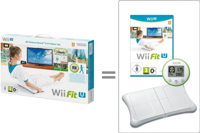 Wii Fit U screen6