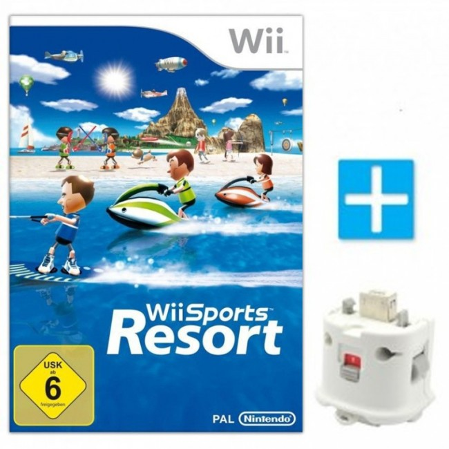 Wii Sports Resort avec Motion Plus 1