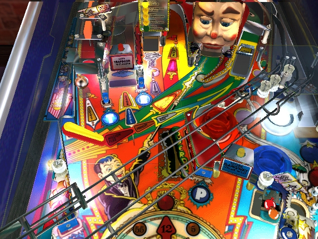 william pinball screen1