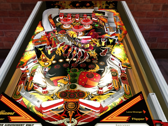 william pinball screen2