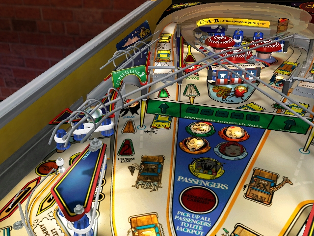 william pinball screen3
