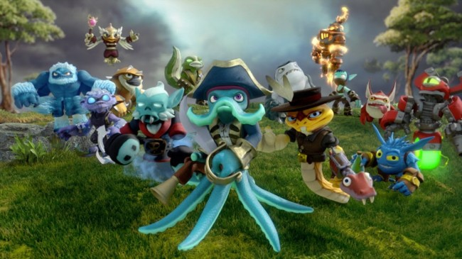 WIU SKYLANDERS SWAP FORCE 3