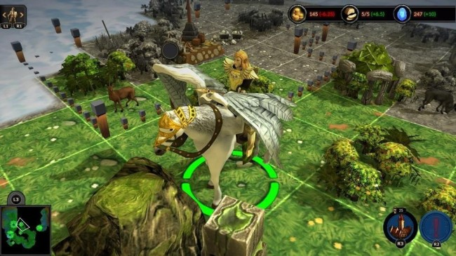 Worlds of Magic planar conquest ps4 (5)