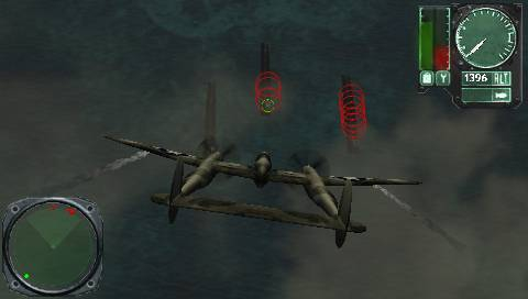 wwii battle over the pacific playstation portable psp 002