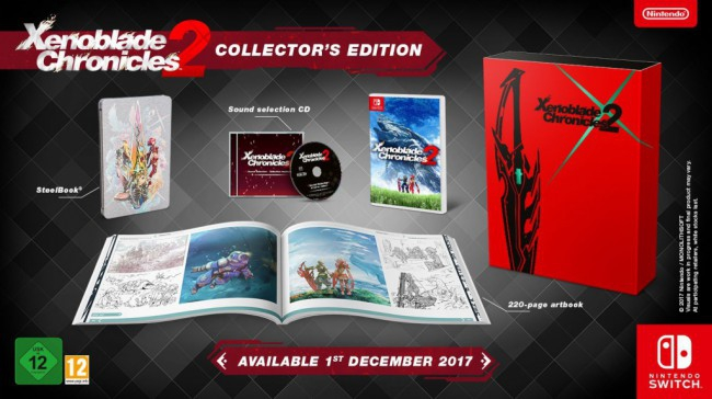 xenoblade chronicles 2 collector 2 e125927